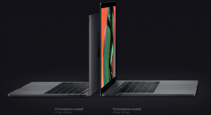 2018 Touch Bar MacBook Pro