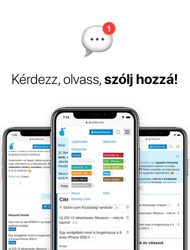 Szifon.com közösség