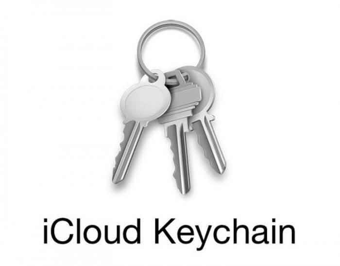 iCloud Kulcskarika