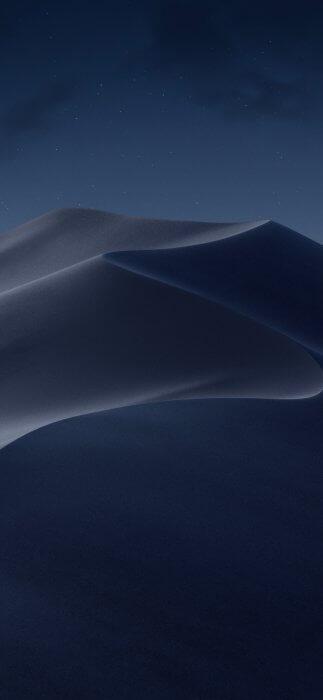 macOS Mojave iPhone háttérkép