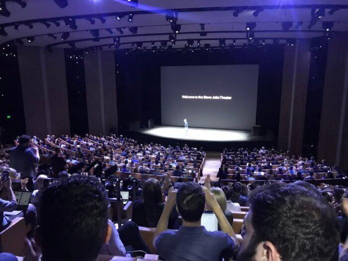Apple őszi esemény