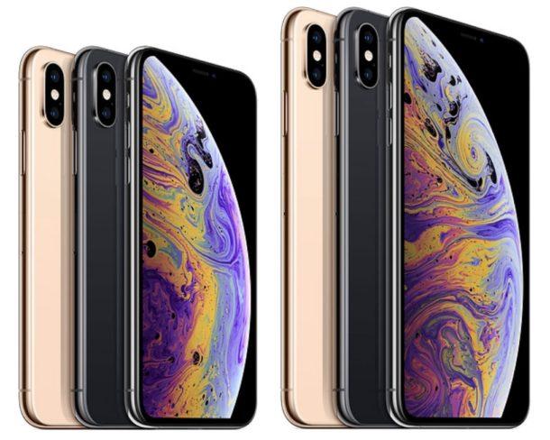 iPhone XS es iPhone XS Max