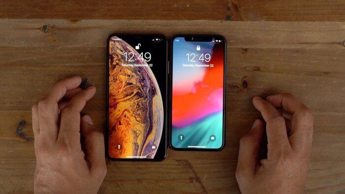 iPhone XS és XS Max