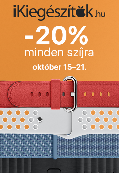 Apple Watch szíj