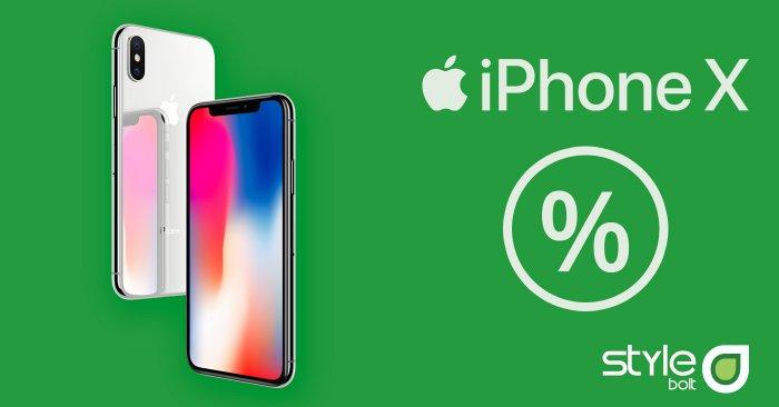 iPhone X vásárlás stylebolt.hu