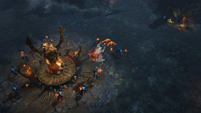 Diablo Immortal képernyőfotó