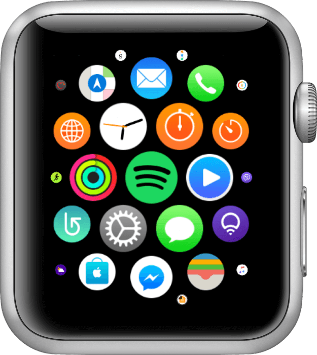 Spotify végre Apple Watch-on is