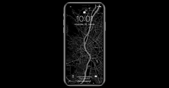 Budapest iPhone X