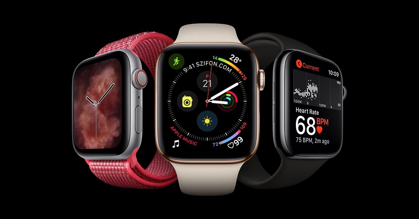 427be04250 ... az azelőtti generációk sajnos továbbra is lassúak hozzá, noha ettől még  elfutnak az alkalmazások rajtuk. Az Apple Series 4 pedig sokszor kétszer ...