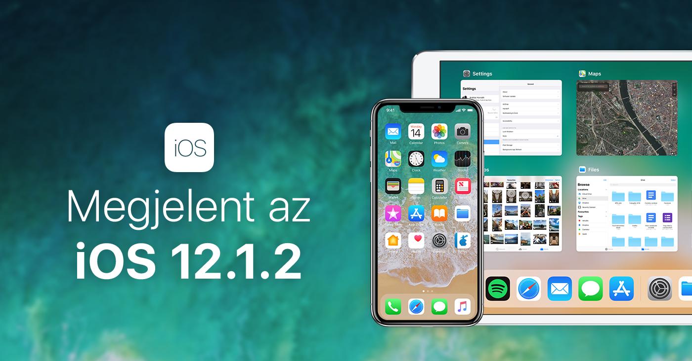 887cd5ea9f Az új kiadás elsősorban egy eSIM-aktiválással kapcsolatos hibát javít az  iPhone XR-en, iPhone XS-en és iPhone XS Maxen. Ez a frissítés csak az  iPhone-okra ...
