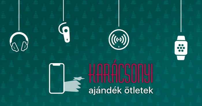 Karácsonyi ajándék ötletek az iKiegészítők.hu-tól
