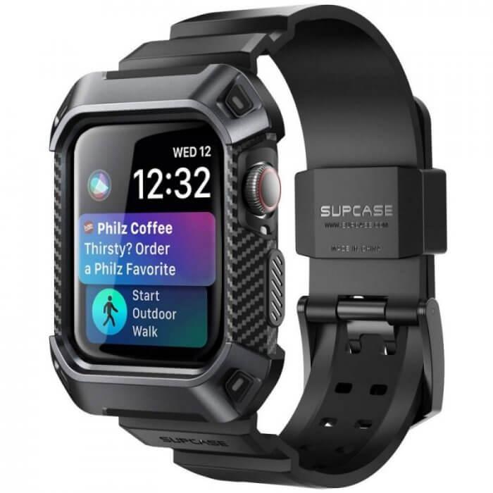 Apple Watch Supcase ütésálló tok és szíj