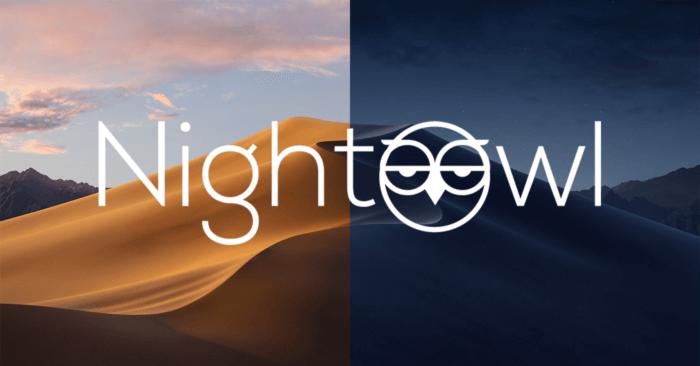 NightOwl – igazítsd a napszakhoz a macOS dark mode-ját
