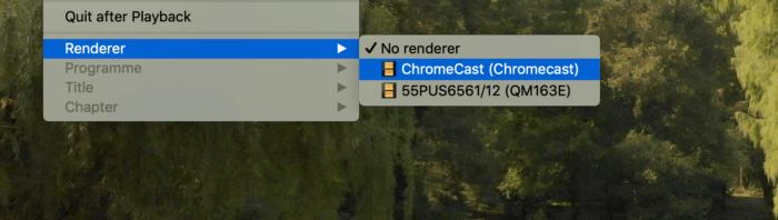 Chromecast VLC