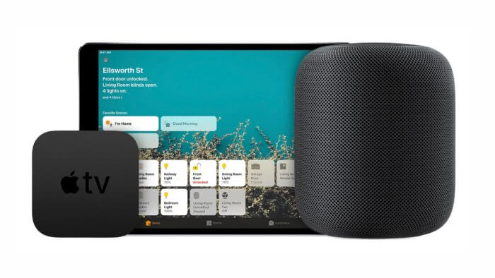 Apple TV, HomePod