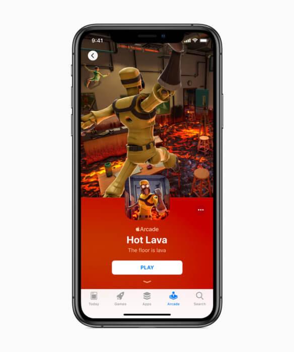Arcade – a játékok új előfizetéses modellje az App Store-ban