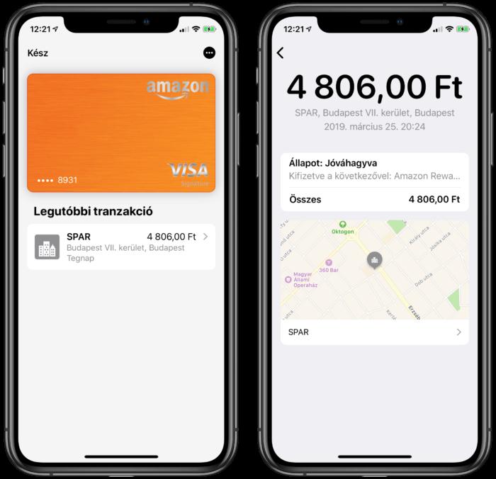 Apple Pay iOS 12.2