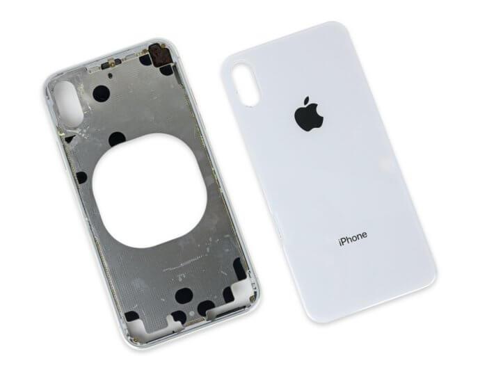 iSamurai – iPhone X kedvezményes hátlapi üveg csere