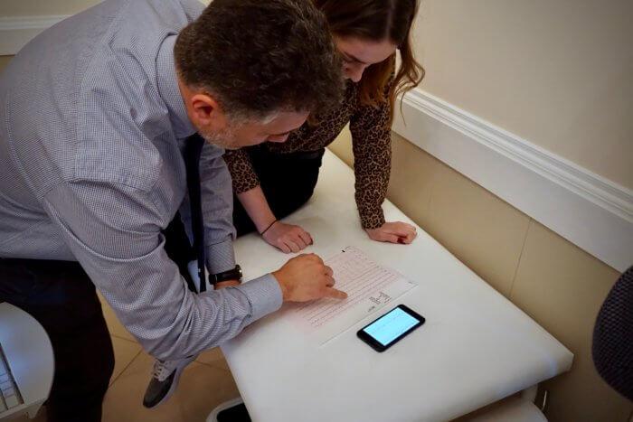 Apple Watch EKG mérés és kozultálás