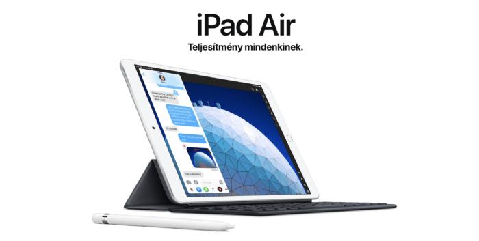 iPad Air 2019 teszt és vélemény