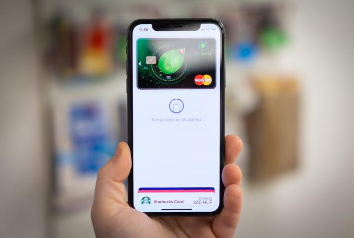 Apple Pay Magyarországon - OTP