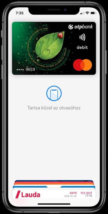 Apple Pay Magyarországon