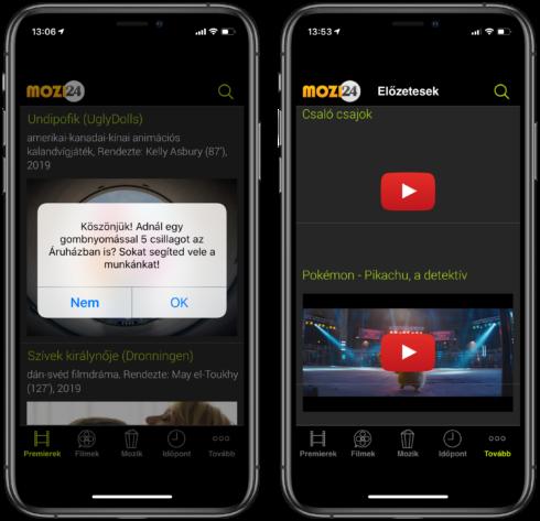 Legjobb ingyenes társkereső alkalmazások iPhone-on