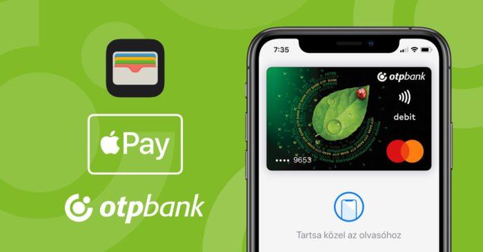 OTP Apple Pay Magyarország