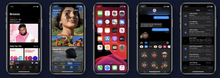 iOS 13: telepítés tippek trükkök, újdonságok