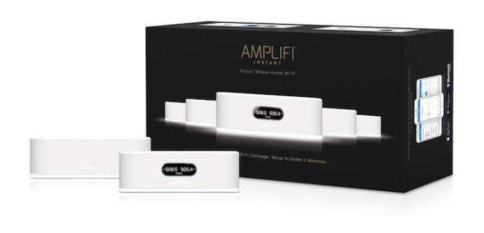 AmpliFi instant Mesh teszt és vélemény