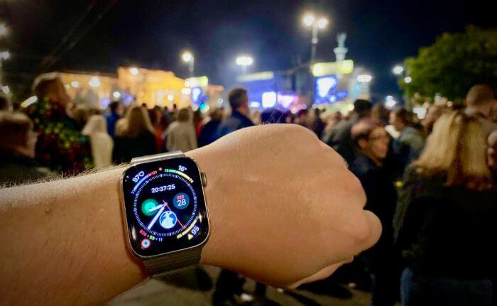 Apple Watch Zaj alkalmazás