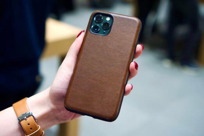 Nomad iPhone 11 Case, tok