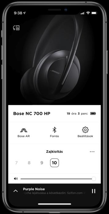 Bose NC 700 HP