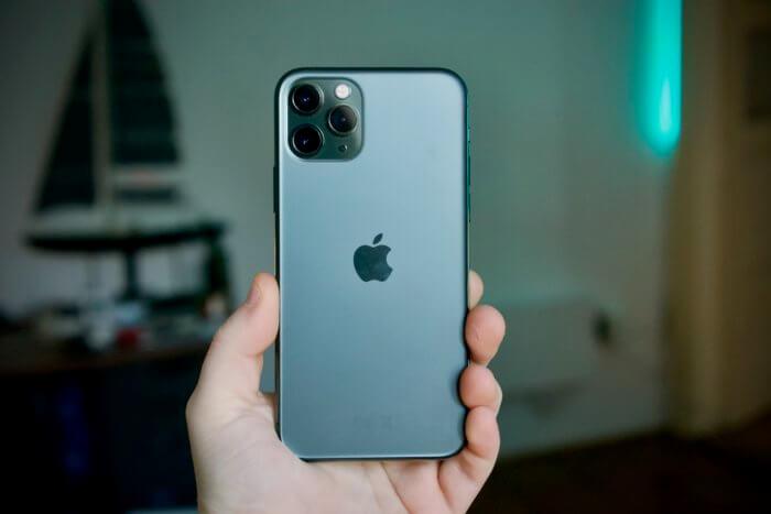 Deep Fusion iPhone 11 Pro