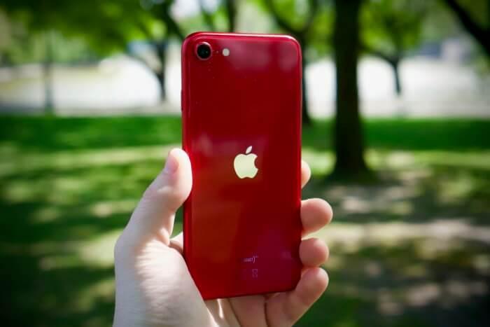 iPhone SE 2020 teszt és vélemény