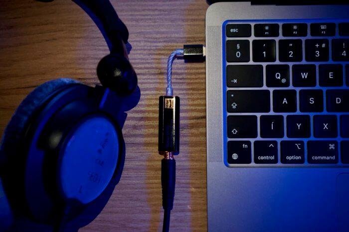 iBasso Audio DC03 + Ultrasone Pro 580i – cover – teszt és vélemény