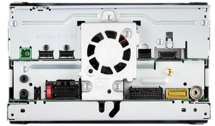 Pioneer AVH-Z9200DAB csatlakozási lehetőségek