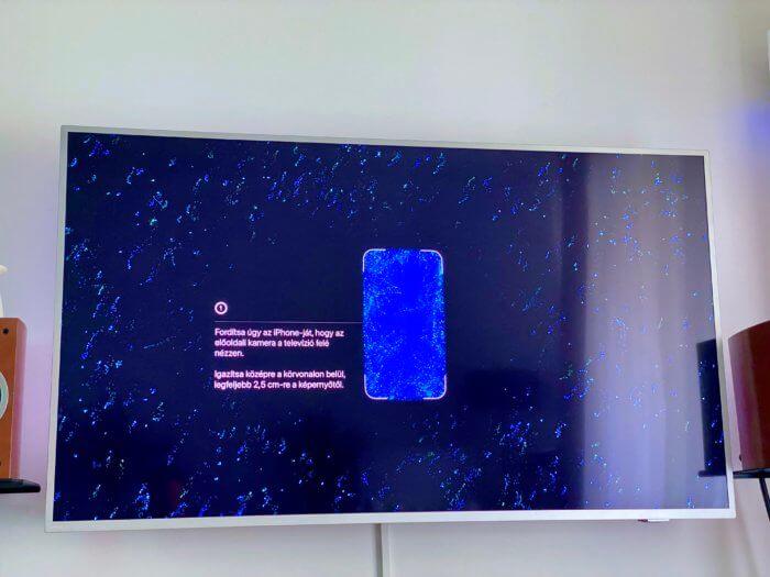Apple TV színegyensúly kalibrálás - COVER