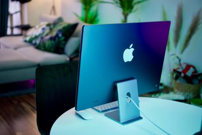 M1 iMac 2021 - teszt és vélemény COVER