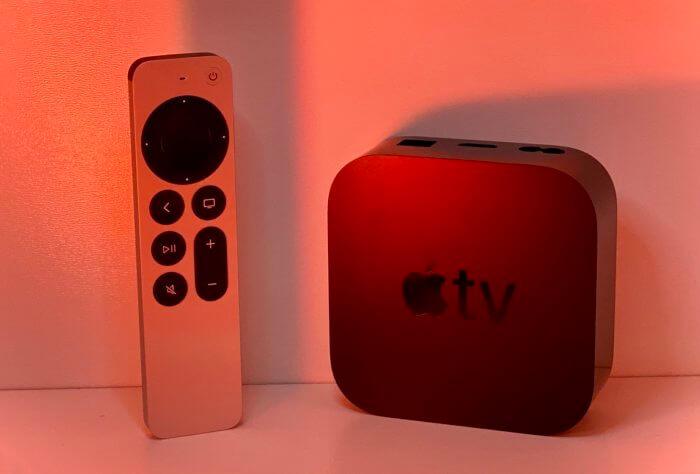 Apple TV 4K 2021 és az új Siri Remote
