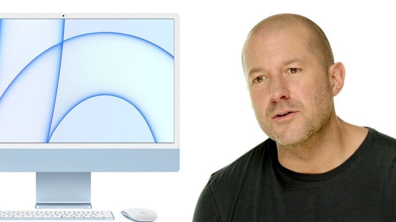 Jony Ive részt vett az új, M1 processzoros iMac létrejöttében