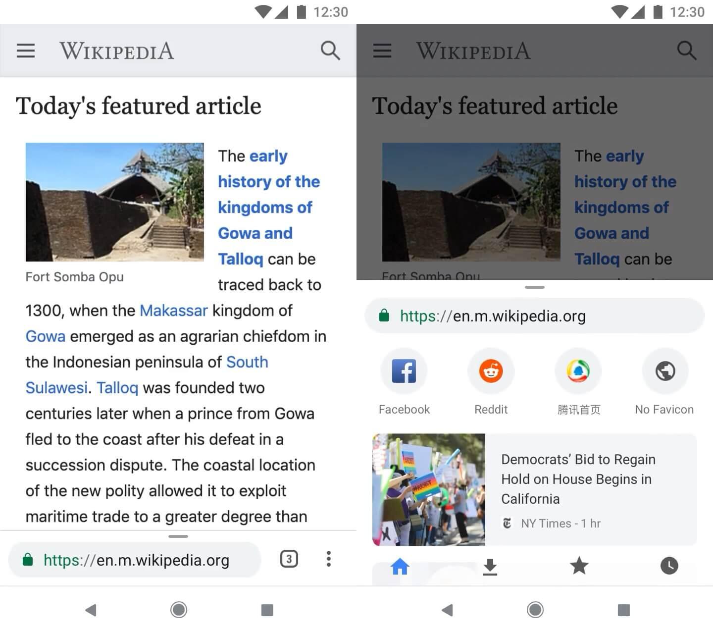 Chrome Home: amikor a Google kipróbálta az iOS 15 átalakított Safariját